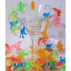 Decor cocktail animale Set 10