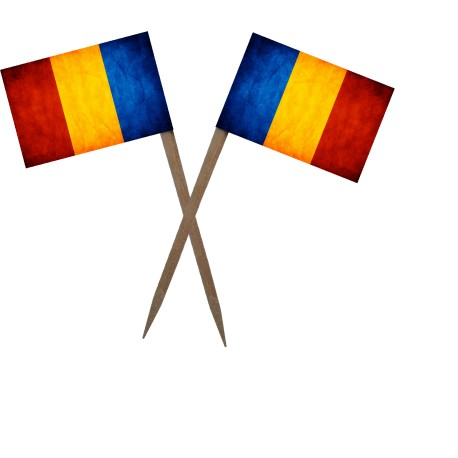Scobitori cu Stegulet Tricolor