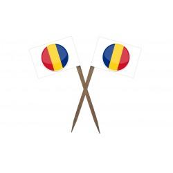 Scobitori cu Stegulet Romania rotunda -CLASIC-