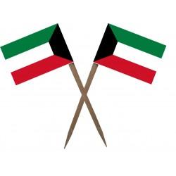Scobitoare cu Stegulet Kuweit