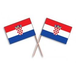 Scobitoare cu Steguleț Croația