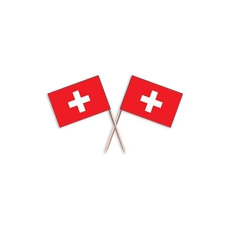 Scobitoare cu Steguleț Elveția