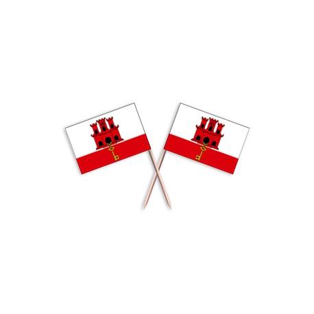 Scobitoare cu Stegulet Gibraltar