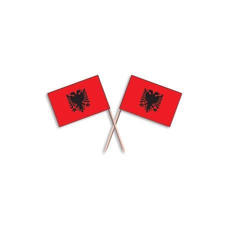 Scobitoare Steguleț Albania