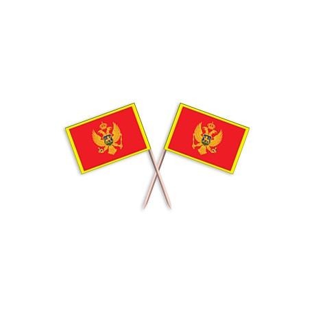 Scobitoare cu Stegulet Muntenegru