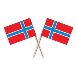 Scobitoare cu Stegulet Norvegia